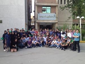 شرکت کنندگان در استارت آپ ویکند تهران